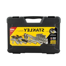 STANLEY STMT81271WMT 105Piece Chrome Mechanics Tool Set TOOL
