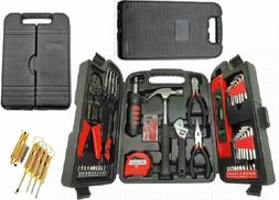 SwitchEdge Tools 129pcs Home Repair Tool kit for Home Mainte