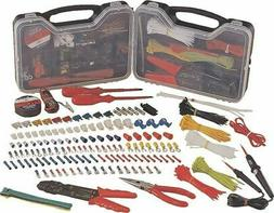 VCT Tool 399pc Piece Multi-Use Electrical Repair Kit Hand Se