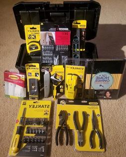 Stanley Tools Bundle Kit Plus More!!  Hammer Adjustable Wren
