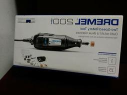 Dremel Two Speed Rotary Tool Kit With 15 Accessories 200-1/1