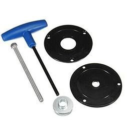 Universal Router Table Insert Plate for Porter Cable 690 691