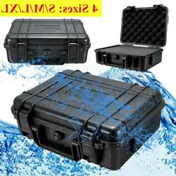 US Portable Waterproof Hard Carry Case Bag Tool Kits Storage