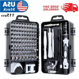 usa magnetic screwdriver bit set for iphone/macbook tool kit