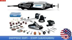 High Performance Variable-Speed Rotary Tool Kit Dremel 4000-