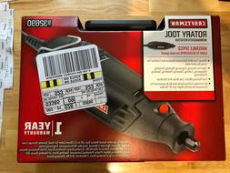 Craftsman Variable Speed Rotary Tool Kit With Case 40 Piece
