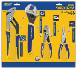 Irwin Vise-Grip - 4 Pc. Proplier Sets 4 Piece Pro Plier Set