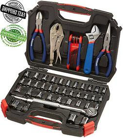 WORKPRO W003020A 52-Piece Hand Tool & Socket Set