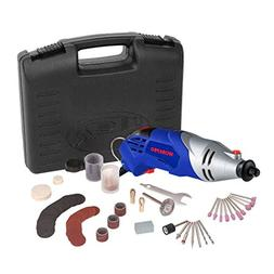 WORKPRO Rotary Tool Kit Variable Speed with 104-Piece Access