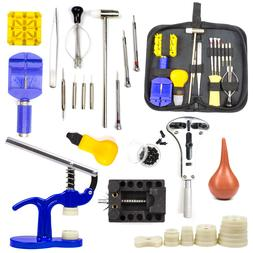 watch repair tool kit case opener link