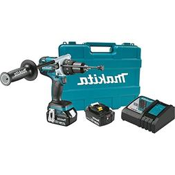 Makita XPH07MB 18V LXT BL Hammer Drill Kit