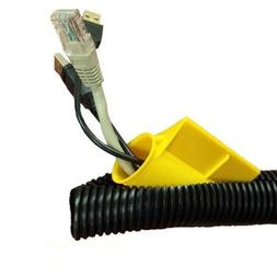 """Yellow Loom Tool Kit - Cable Insertion for Bundles from 1/4"""""""